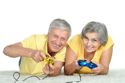 Computer Games Shown To Be Effective Treatment For Geriatric Depression