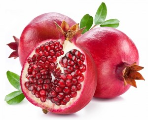 pomegranates and alzheimer's