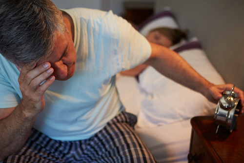 Sleep Disturbances May Increase the Risk of Developing Alzheimer's