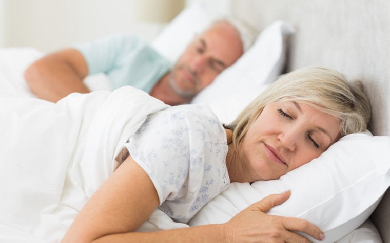 Alzheimer's and sleep habits