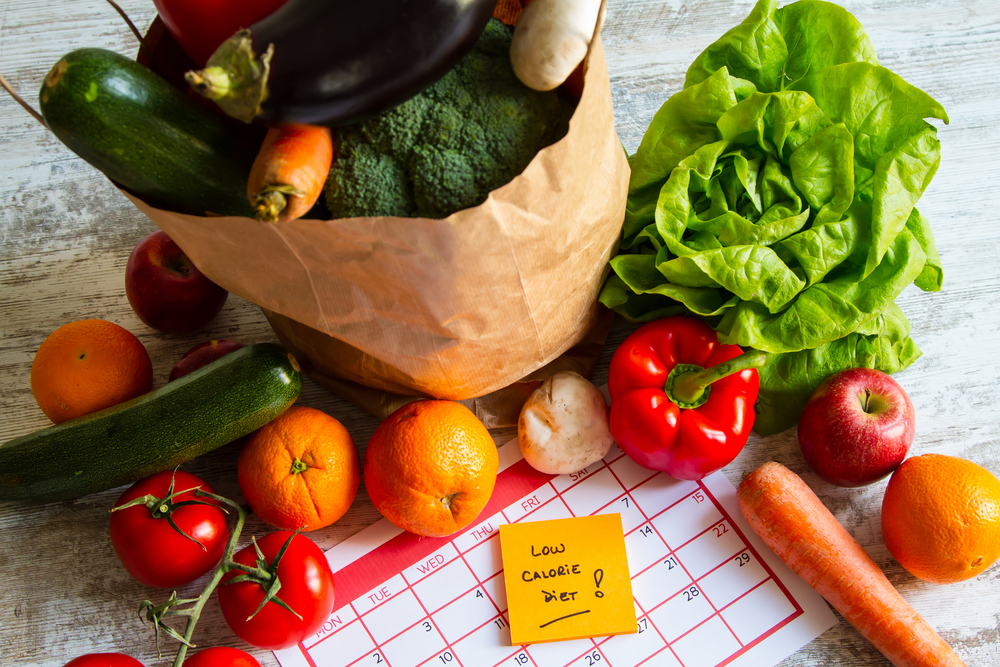 Low-calorie intake may benefit the brain.