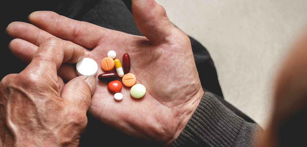 More than Half of Alzheimer's Patients Aged 90 or Older Have Used Psychotropic Drugs