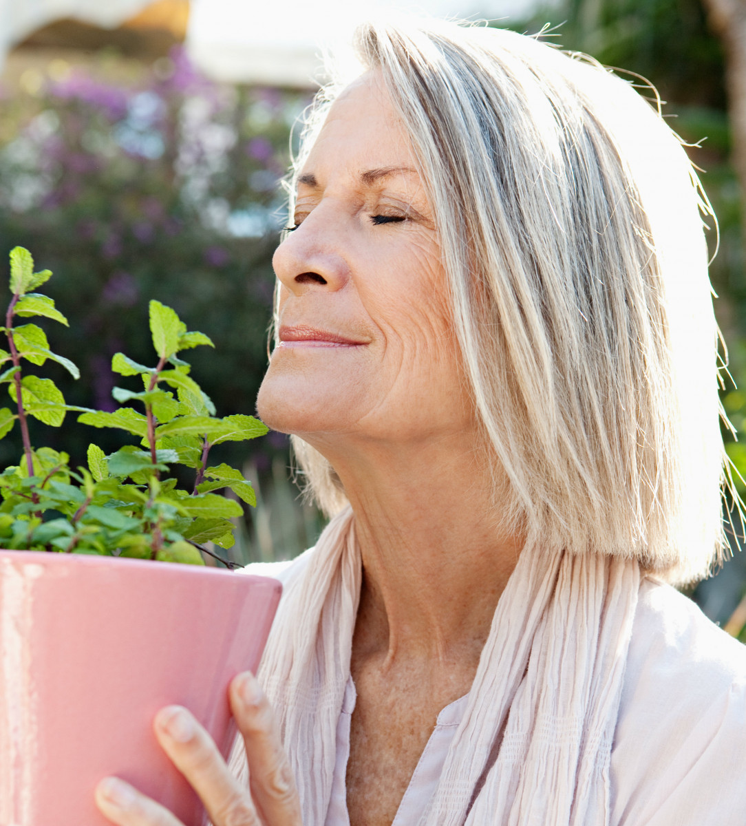 odor tests and Alzheimer's disease