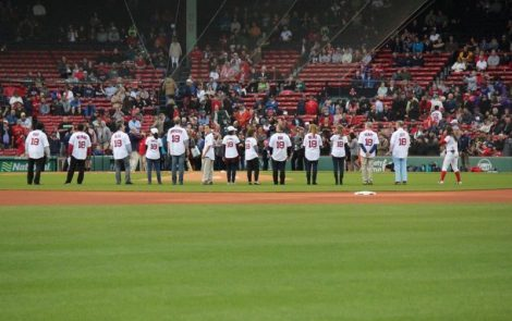 Red Sox Support Cure Alzheimer's Fund, Disease Research at June Game Against Detroit Tigers