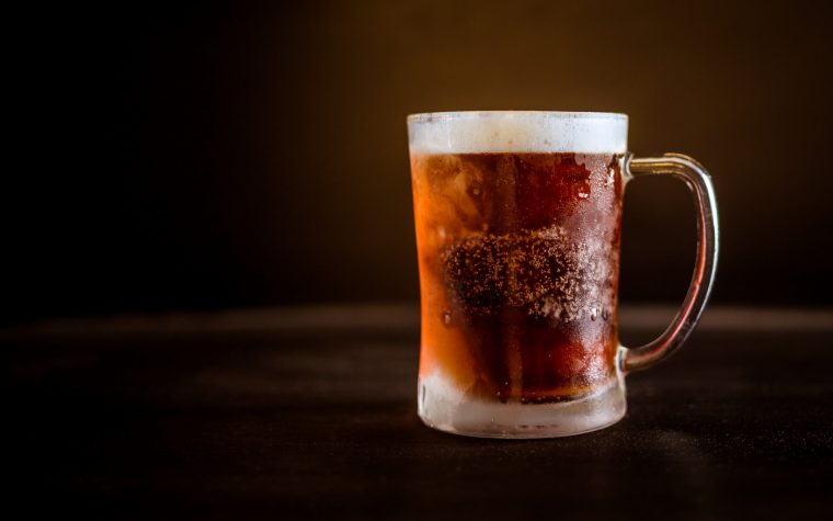 alcohol and Alzheimer's