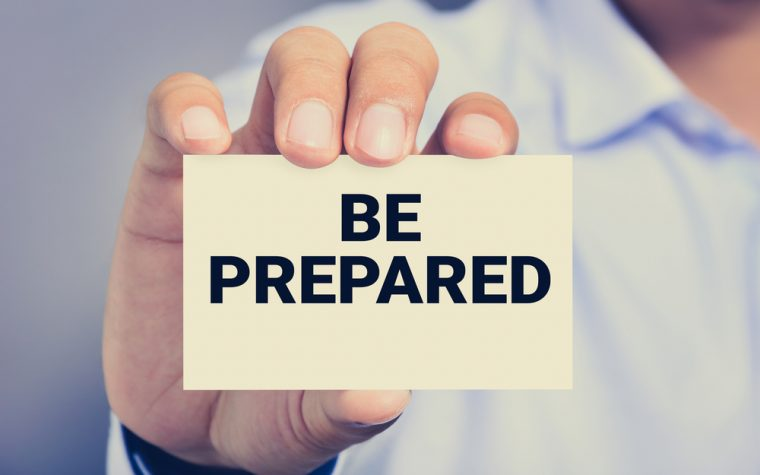 Caregiver Preparation Is Key to Patient Care During a Catastrophe