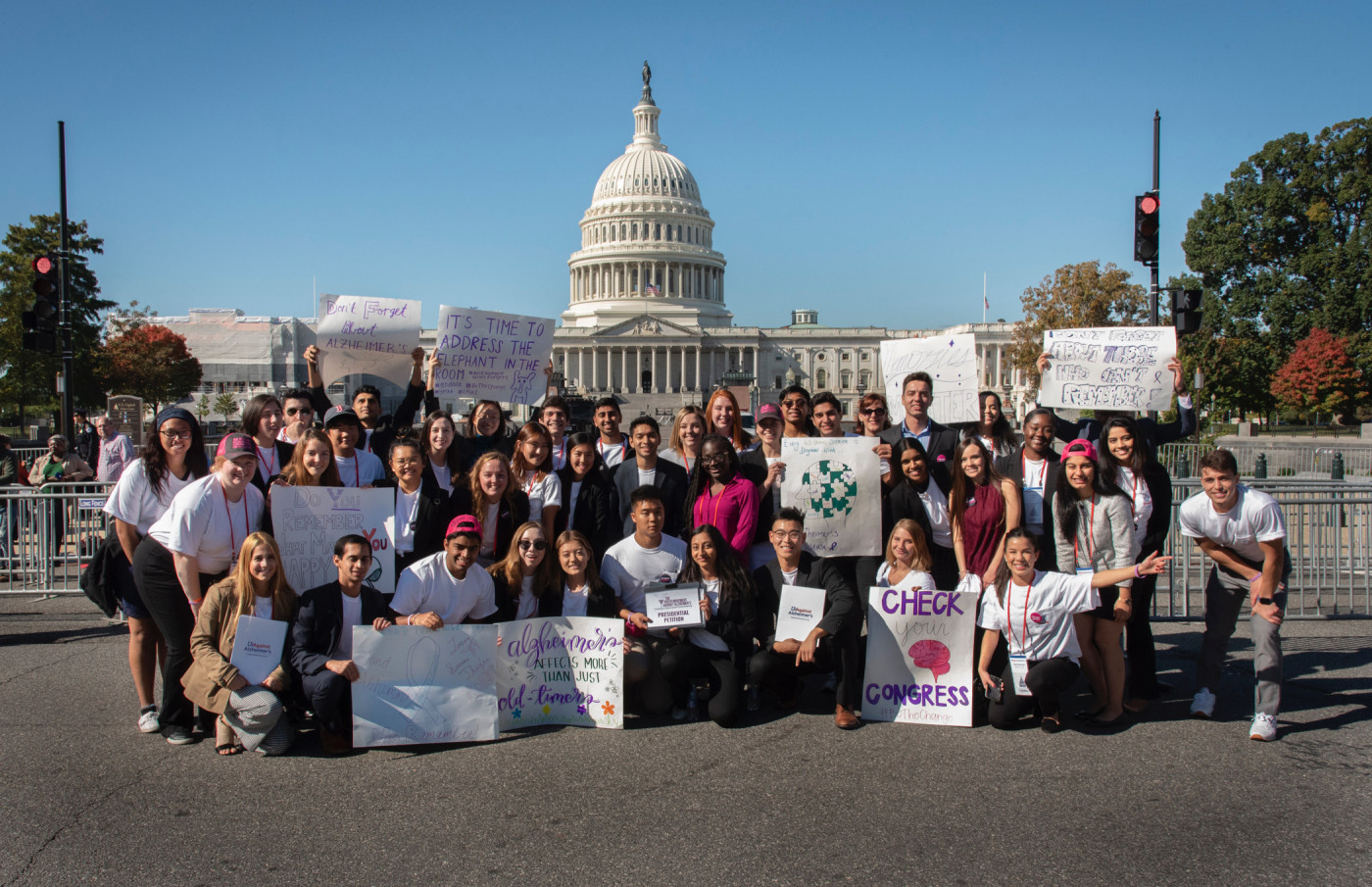 youth, Youth Movement Against Alzheimer's